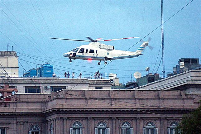 helicoptero 2001