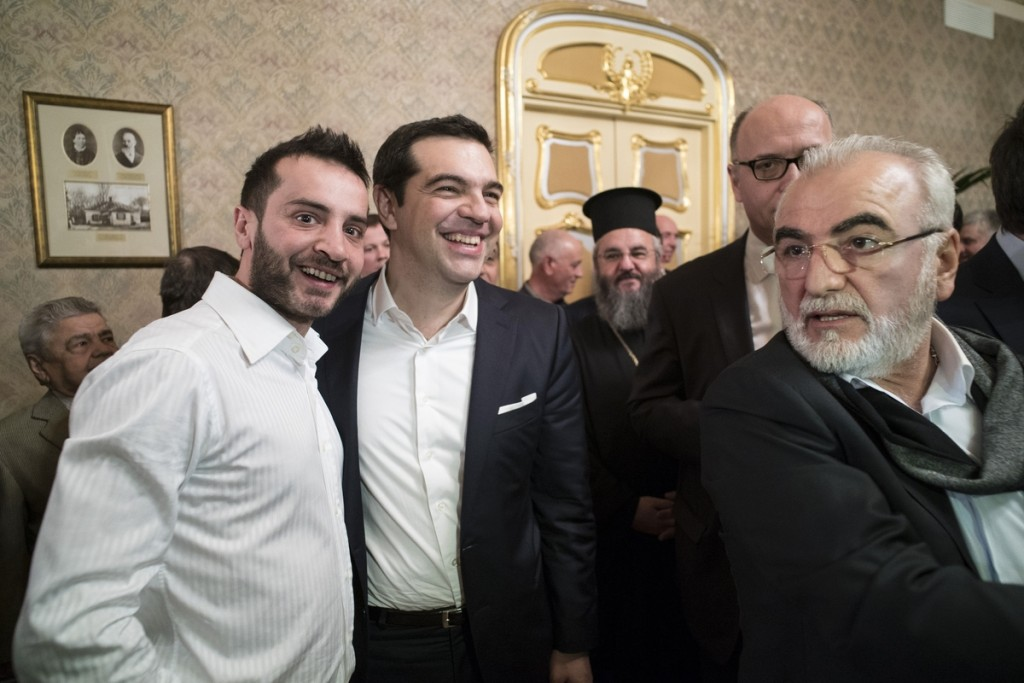 Meeting of the Greeks of Russia with Alexis Tsipras, on Apr. 8, 2015 / Συνάντηση ομογενών της Ρωσίας με τον Αλέξη Τσίπρα, αστις 8 Απριλίου, 2015