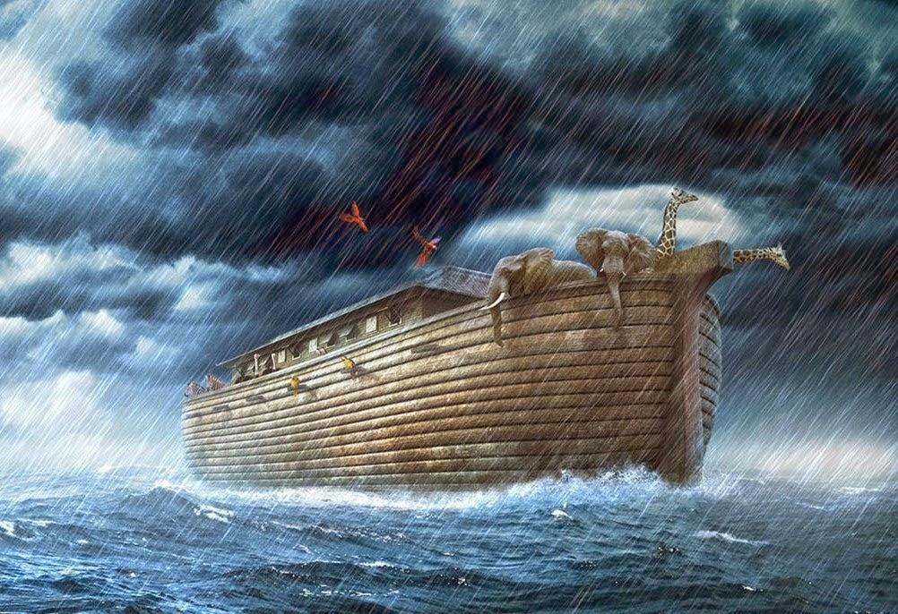 Αποτέλεσμα εικόνας για Κιβωτός του Νώε