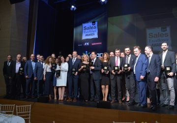 6499c41f51a Η COSMOTE σάρωσε με 23 βραβεία στα Sales Excellence Awards 2017 ...