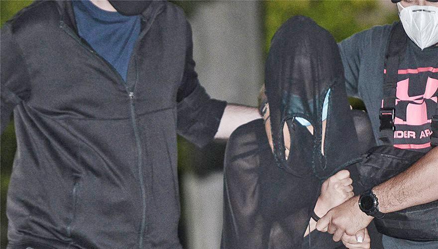 Η περούκα και η τηλεκάρτα πρόδωσαν την 35χρονη βιτριολίστρια της Αγίας Ελεούσας - Κουρδιστό Πορτοκάλι
